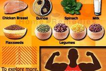 Grow bigger muscles
