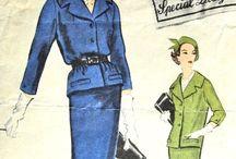 Vintage Suit Patterns