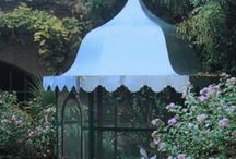 Garden. / dreams, idea's, one day!