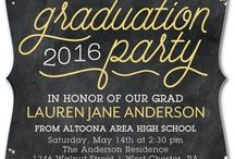 Events:  Graduation