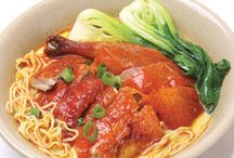 Chinese Cuisine - Noodles / by Joky Lee