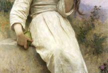 Art - Bougereau, William-Adolphe
