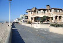 LOS ANGELES - Hermosa beach