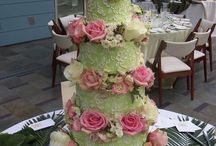 Cake Florals / by Petal Pushers Inc. and Magnolia - Exquisite Florals & Event Decor
