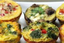 Eggs breakfast cups