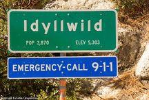 Idyllwild California / #Idyllwild in #California