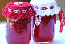 bottle jar cozies