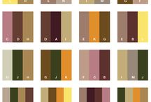 color combinations and color palettes