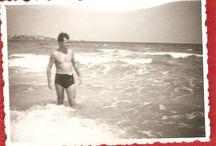 vintage ''on the beach''