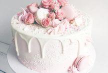 Тортики на день рождения