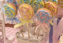 decoración chuches