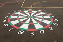 New Markings / A new range of Thermal plastic Markings from our recently updated stock.