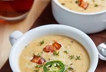 soup / by Ashley Ferraro