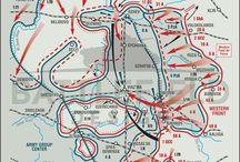 Карты WWII