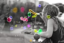 Bubbles of Fun / by Evelyn Bartosch
