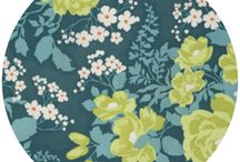 Mei tai fabric choices - Flowers and Plants / by Em Komiskey