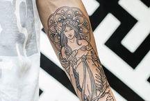 Tattoo selectie