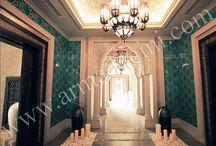 Otel banyo türk hamam çini dekorasyonu turkish bath interior oriental tiles hand made decoration / Kütahya ve İznik çinileri. Çini desenli seramik ve mozaik karolar. Cami, mescit, kubbe, otel banyo türk hamamı için çini dekorasyon, Otel, spa türk hamamı, havuz seramikleri yer ve duvar çini seramik fayans dekorasyonu. osmanlı çini desen ve motifleri, mihrap minber ve kürsü işleri. iç cephe ve dış cephe kaplama işleri. Hediyelik çini seramik, porselen eşyalar. mosque decorations masjid interior exterior dome gift material interior, oriental, ceramic, mosaic, tiles.