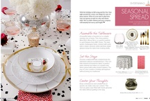 DINE | ENTERTAINING WITH STYLE