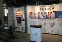 """2014 WBENC National Conference and Business Fair / Photos from Artech's """"Succeed Together"""" party at the Hard Rock Cafe in Philadelphia, PA and the WBENC Trade Show."""