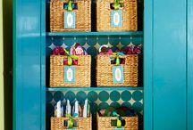 Organization TIPS / by Kimberly Floyd