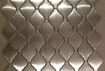 New Stainless Steel Tile