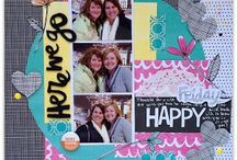 Scrapbooking (Two Peas Bookmarks)