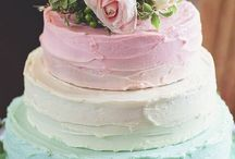 WEDDING CAKES RUSTIC