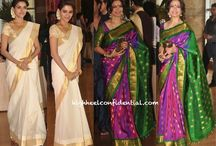 Indian/Saree Style
