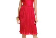 Fashion - Dresses - Red