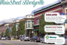 Who is Libertyville, IL? / Pictures of buildings and people of Libertyville