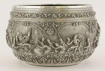 11B kbaye silver bowl