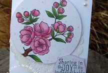Stampin' Up! / Things created with images from Stampin' Up! by Copictopia