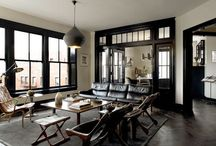 Neutral rooms / by Four Walls and a Roof