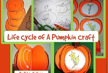 October / Creative curriculum, crafts and ideas for the classroom and the holiday season.