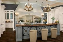 KITCHEN IDEAS / by Lucy @ Patina Paradise