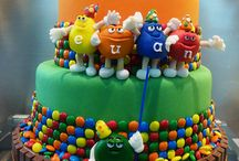 Fun cakes / Cute cake/cupcake ideas