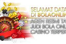 Bolaonline188 / Agen Bola Online Terpercaya Indonesia