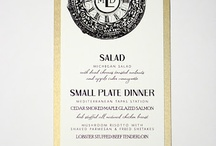 New Year's Wedding Paper Ideas / by Gourmet Invitations