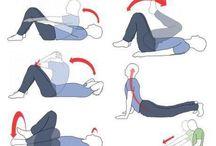 Get in Shape!  Body work.