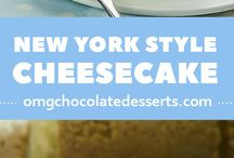 Only cheesecake recipes