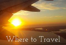 General Travel Inspiration