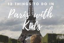 Best Kids Friendly Places in Paris / La sélection d'Hello Sunday Paris des endroits à faire absolument avec les enfants dans Paris! https://hellosundayparis.com/
