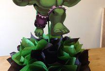 Birthday Hulk