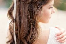 hair wedding pictures