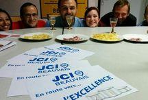 JCEL / Activités des JCEL de la région Picardie #Amiens #Beauvais #Compiègne #Saint-Quentin #Laon #Soissons