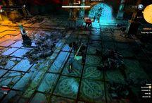 The Witcher 3: Wild Hunt gameplay vids