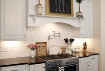 Kitchen  / Home Renovation Ideas