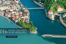 River Cruising / Everybody's doing it? Have you?? Give us a call and we'll get you started!