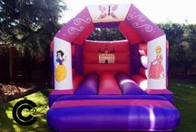 Bouncy Castle & Party Packages